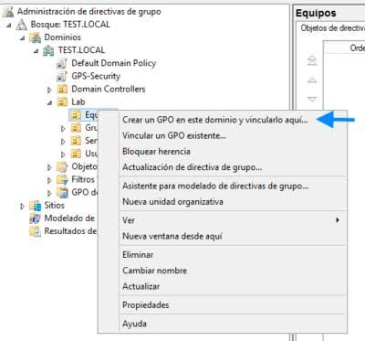 Encora-Active-Directory-crear-GPO