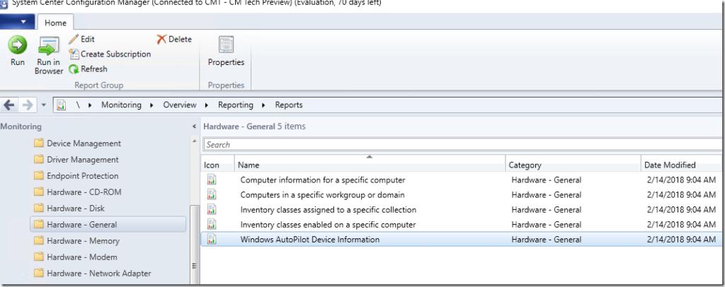 Completos Reports y Querys en SCCM otra razón para implementar el producto