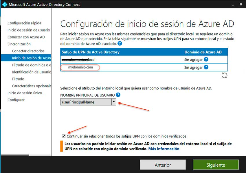 ADConnect-Encora-configuracion-inicio-sesion