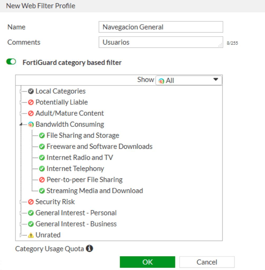 Fortigate-Bandwidth-Consuming