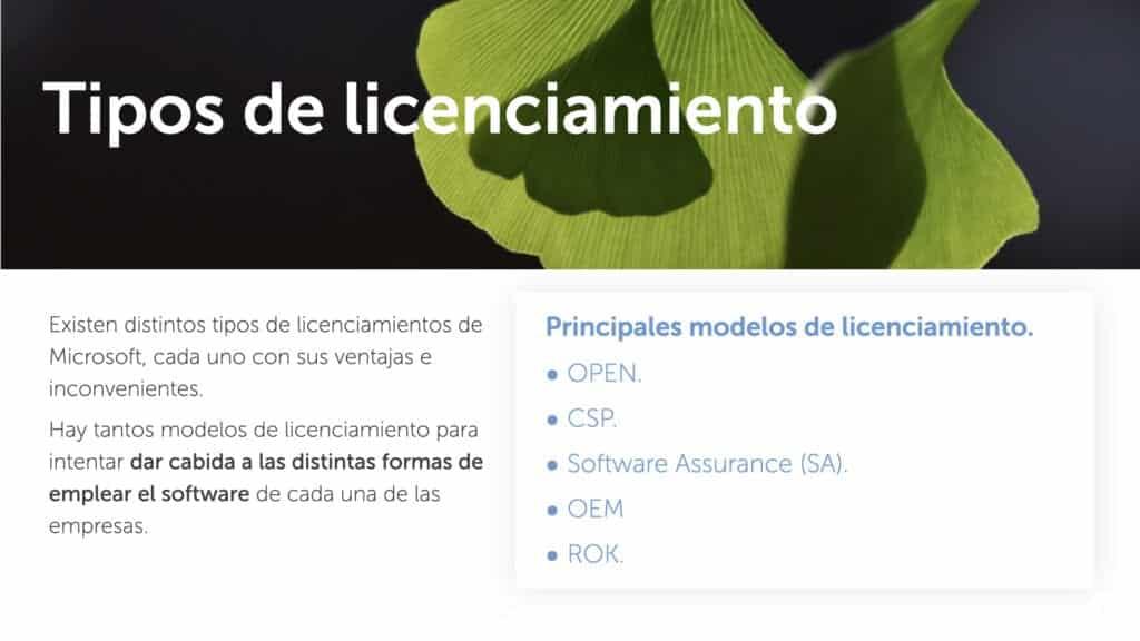 Webinar de licenciamiento Microsoft