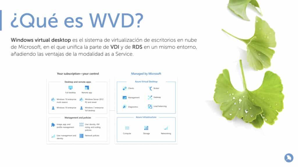 Qué es Windows Virtual Desktop
